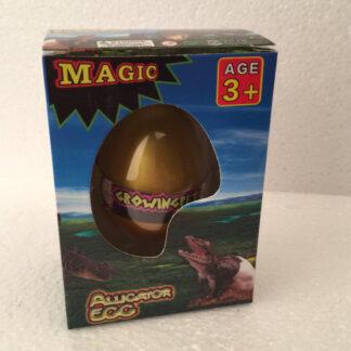 Magic egg alligator