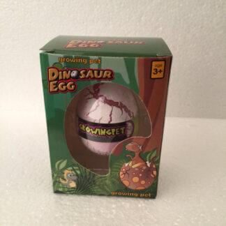 Magic egg dinosaur growing pet
