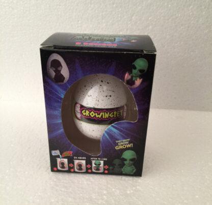Magic egg hatching alien 8 designs
