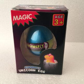 Magic egg unicorne ginormous