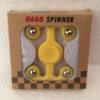 Hand spinner - gul anker