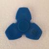 Music spinner - wireless bluetooth galaxy sparkling flas lithium battery charget spinner speaker blå