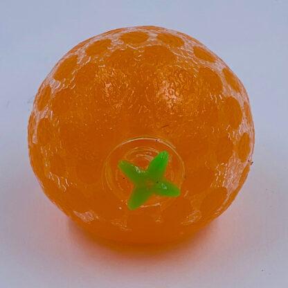 Frugt stressbold med vandperler appelsin udsalg