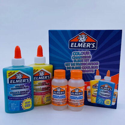 Elmers color changing kit Farveskift slim sæt rabat