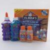 Elmers glimmer sæt glitter slime kit udsalg